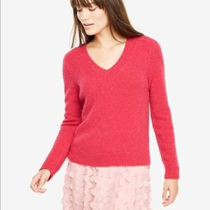 Ann Taylor Pink Sweater NWT